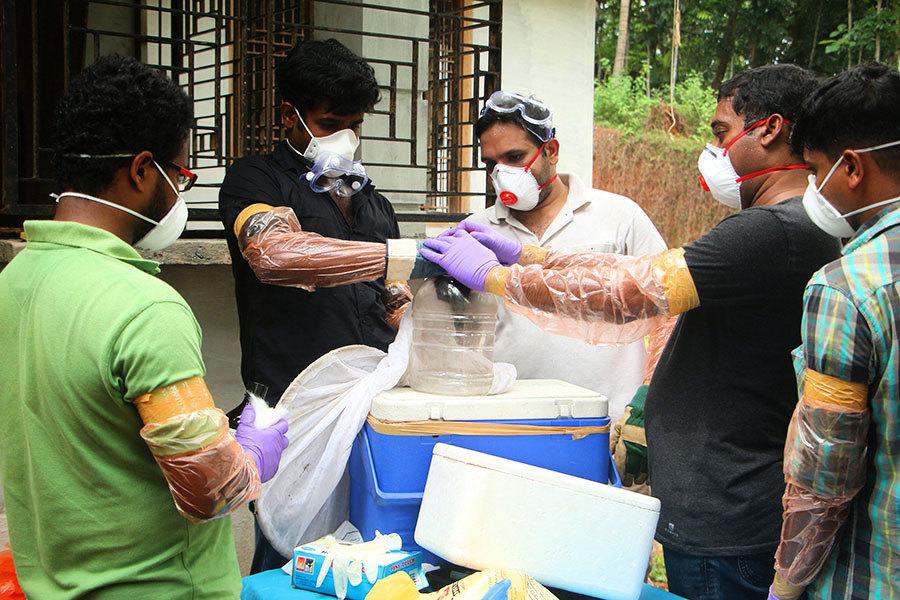 印度爆發罕見病毒 致死率七成 或蔓延全球