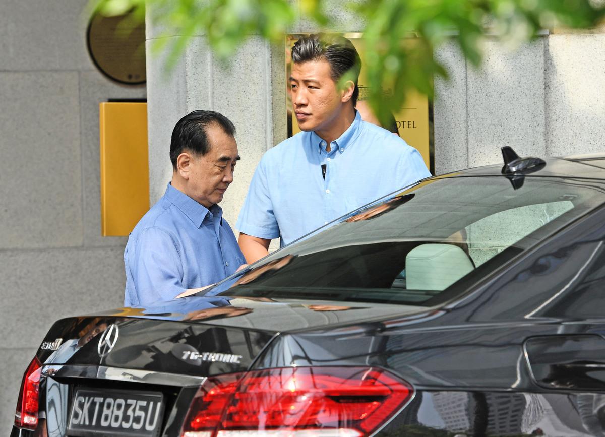 北韓「大內總管」北韓國務委員會部長金昌善正在新加坡,與美方的先遣團磋商峰會日程細節。(Getty Images)
