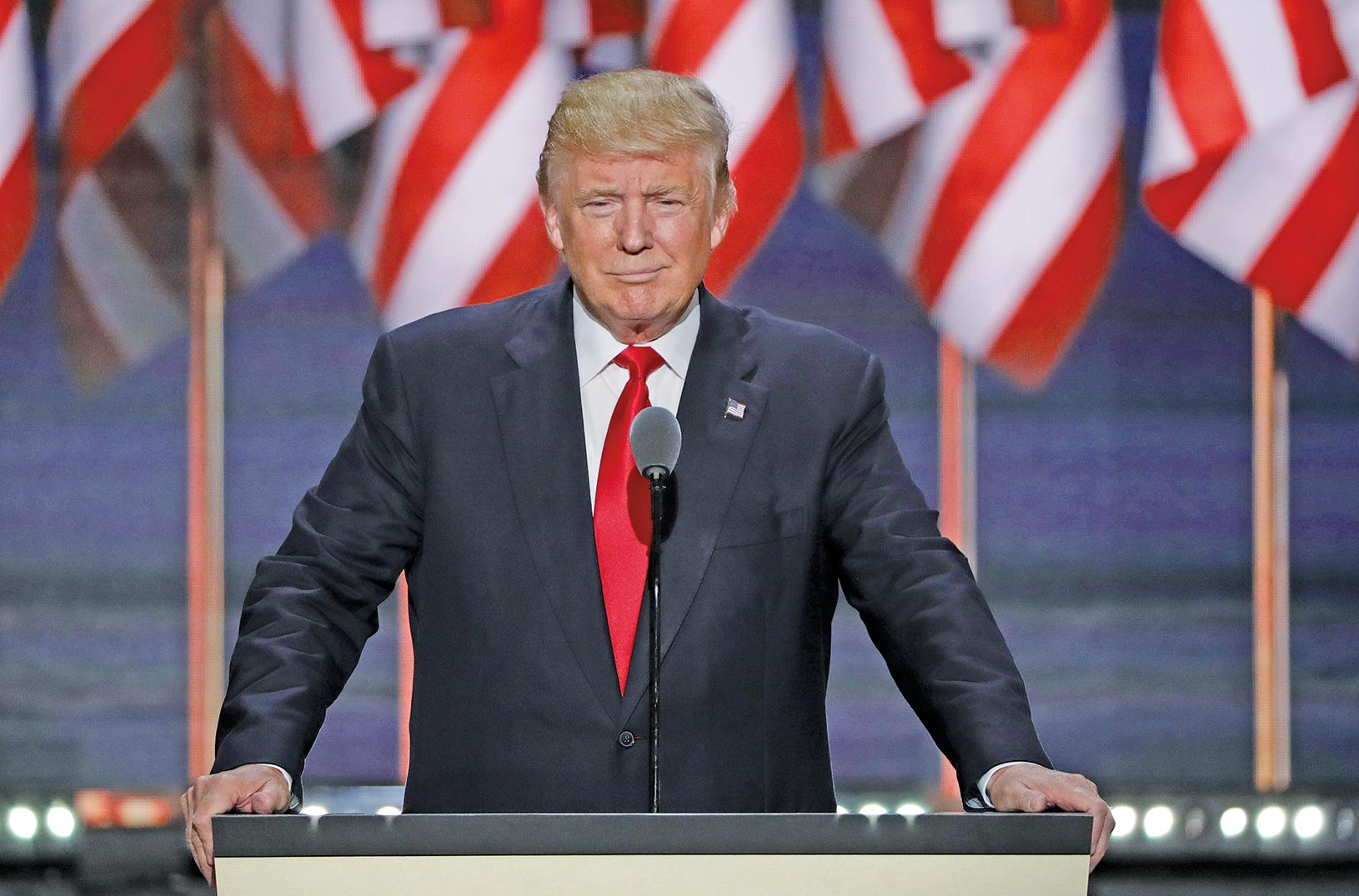 美中貿易將展開關鍵的第三輪談判。談判前夕,美國國務院罕見提前發佈《2017年度國際宗教自由報告》,美國總統特朗普會否藉此推促北京進一步改善信仰自由與人權?(Getty Images)