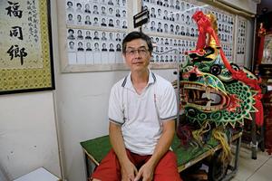 「平安包」傳承長洲文化——鄺世來細說「平安包」故事