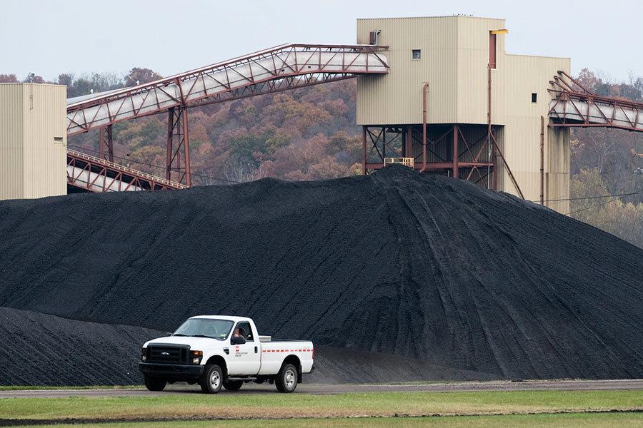第三輪貿易談判前 傳中方計劃增購美煤炭