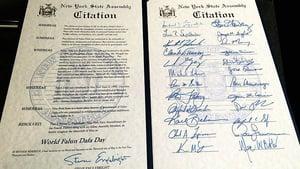 紐約州60州眾議員褒獎法輪大法