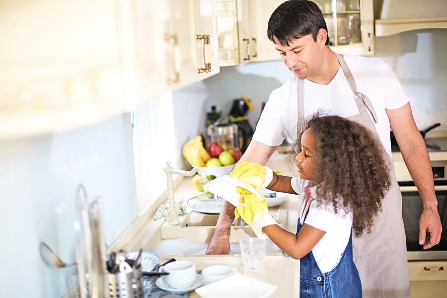 培養孩子獨立及責任感應從小開始 (一)