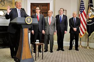 白宮擬公佈301關稅最終清單