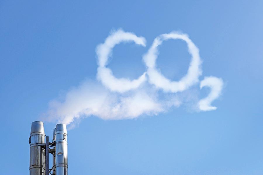 新技術將CO2永遠變成石頭