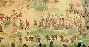 隋煬帝的書房  一千多年前的自動化