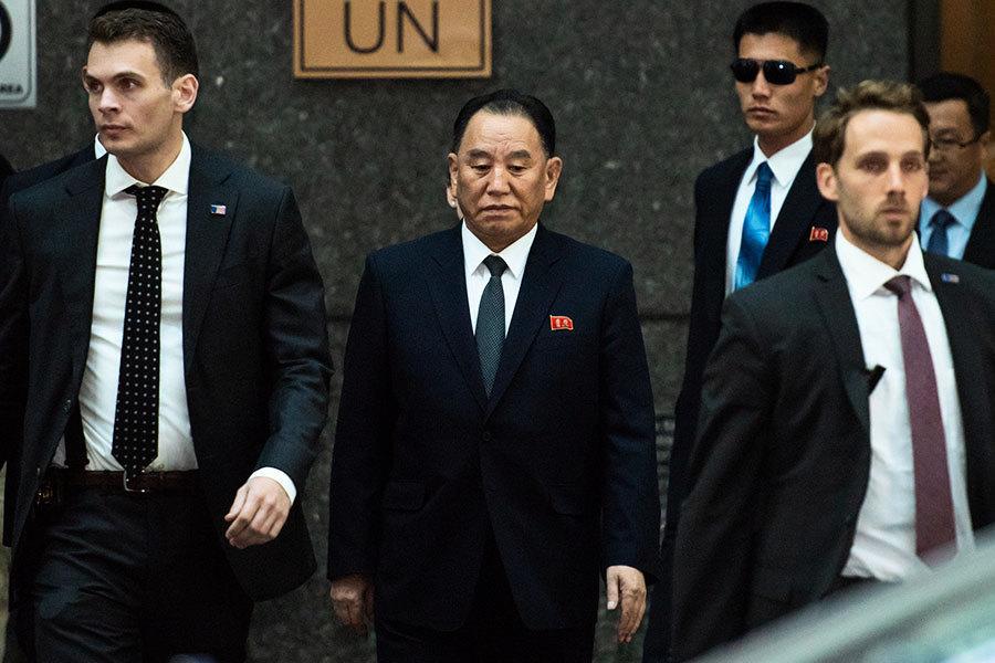 金英哲訪美 華府發佈提防北韓黑客警報