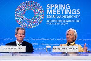 IMF挺特朗普貿易觀點 北京應對世界開放更多