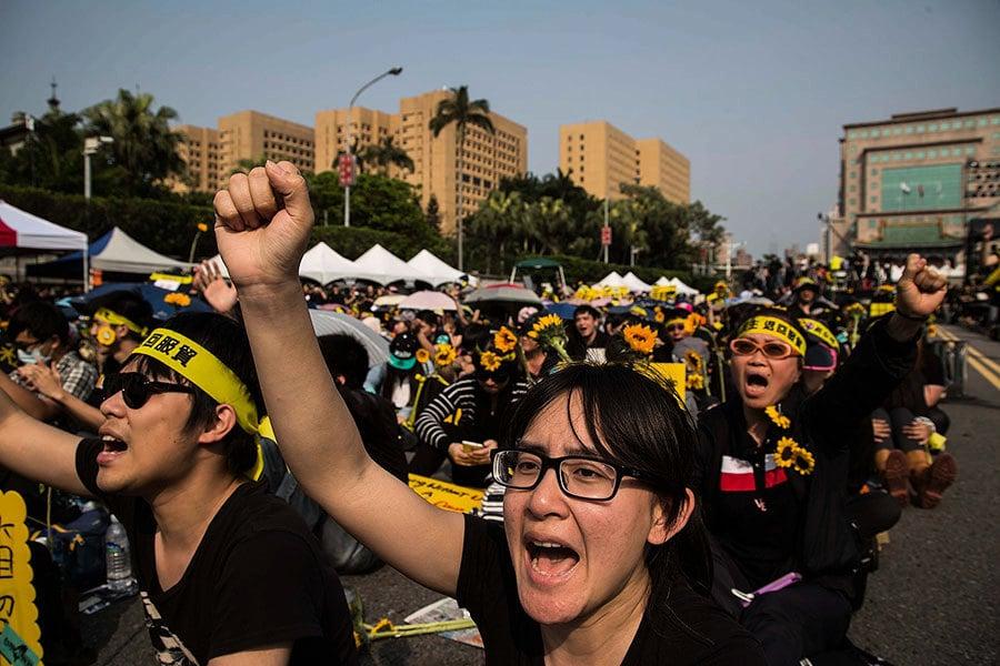 美媒:中共無法統一台灣 改採顛覆伎倆