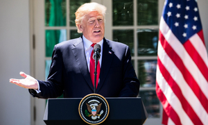 討伐中共變形經濟 特朗普發動貿易奇襲