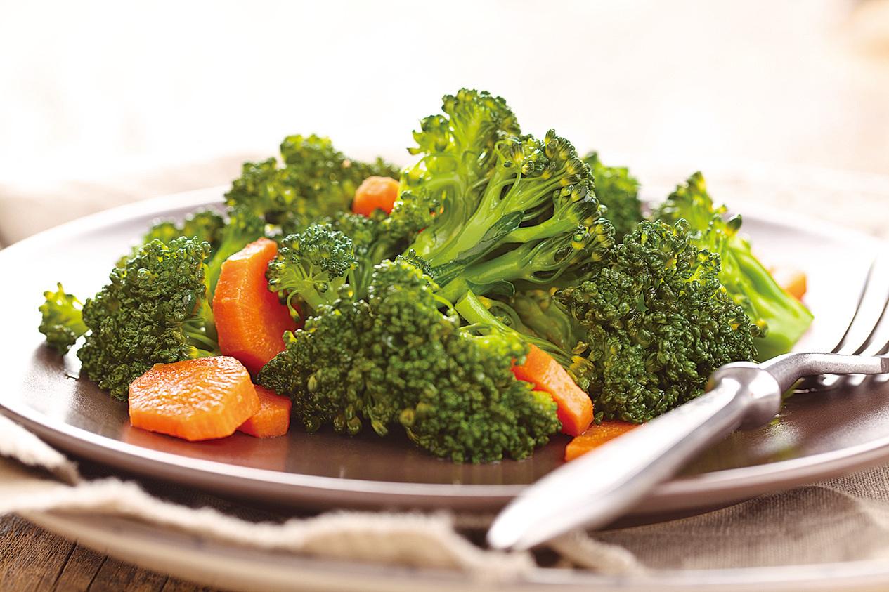 研究發現,西蘭花的最佳料理方式是隔水蒸,這樣能完整保留其營養價值。