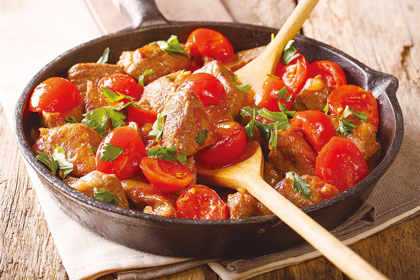 哈佛大學研究發現,番茄經加熱與加油烹調後,其抗病功效更勝一籌。