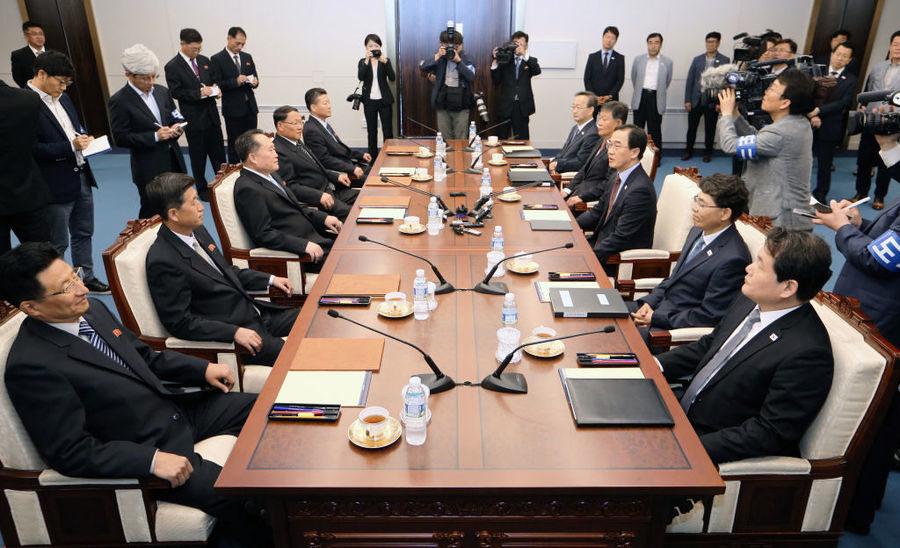兩韓恢復高級會談 外媒:這事刺痛朝方
