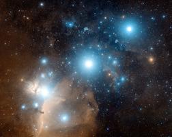 獵戶座誕生密集新星  科學家創建星圖
