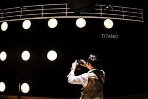 鐵達尼號跟絕密海軍任務有關?