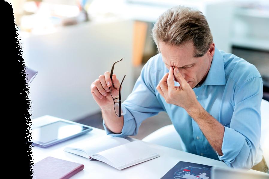 容易疲勞可能是慢性食物過敏