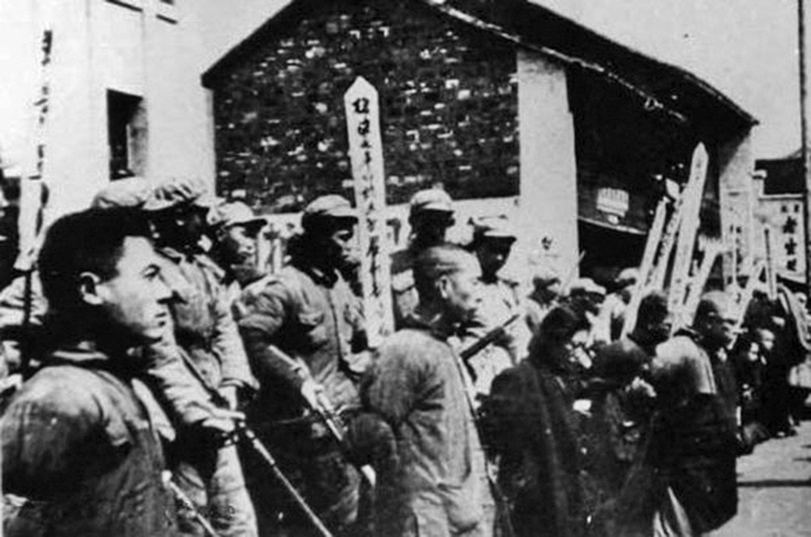 「鎮反」運動是「鎮壓反革命」運動的簡稱──所謂「反革命」,則是中共權勢者用來構陷對方、置人於死地且包羅萬象的罪名。(網絡圖片)