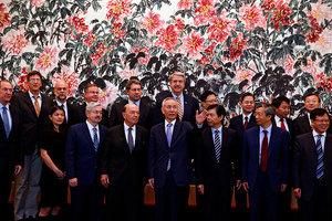 冉沙洲:中南海外交困局原因何在?