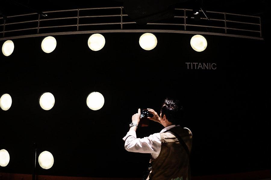 尋找鐵達尼號跟絕密海軍任務有關?您不知道的事