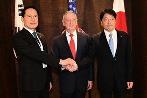 美防長:北韓實際廢核 才能解除制裁