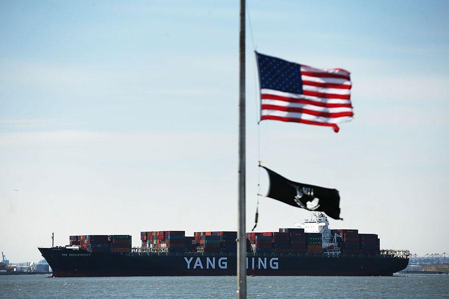 專家分析,無論是技術、貿易戰和中興,沒有哪一個理由能讓中美貿易關係得到快速改善。(Spencer Platt/Getty Images)