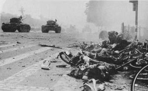 袁斌:年輕人,你知道29年前的那場大屠殺嗎?