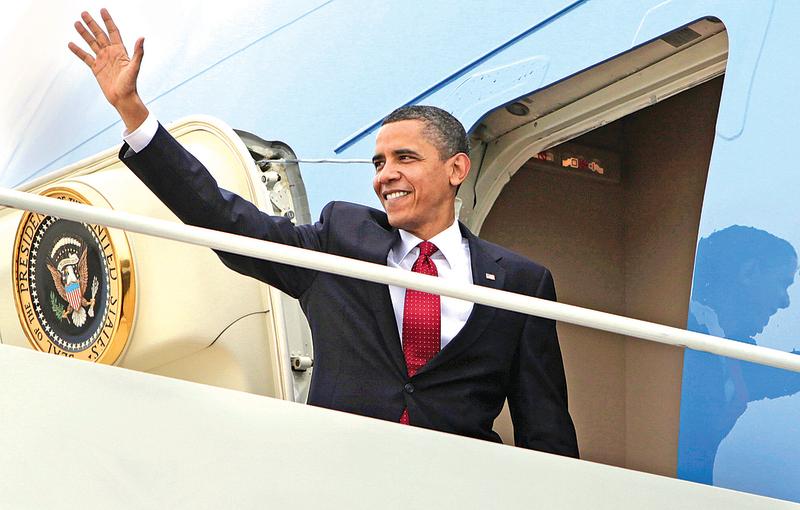 奧巴馬將是前總統克林頓2000年訪越以來,到訪越南的第3位美國總統。
