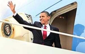 奧巴馬今訪越直面中國因素