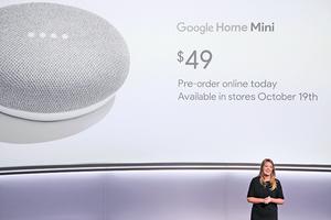 智能音箱第一季 谷歌反超亞馬遜 首次成龍頭