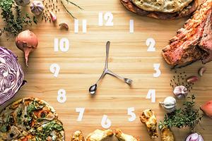 研究顯示提早進餐更符合生理時鐘