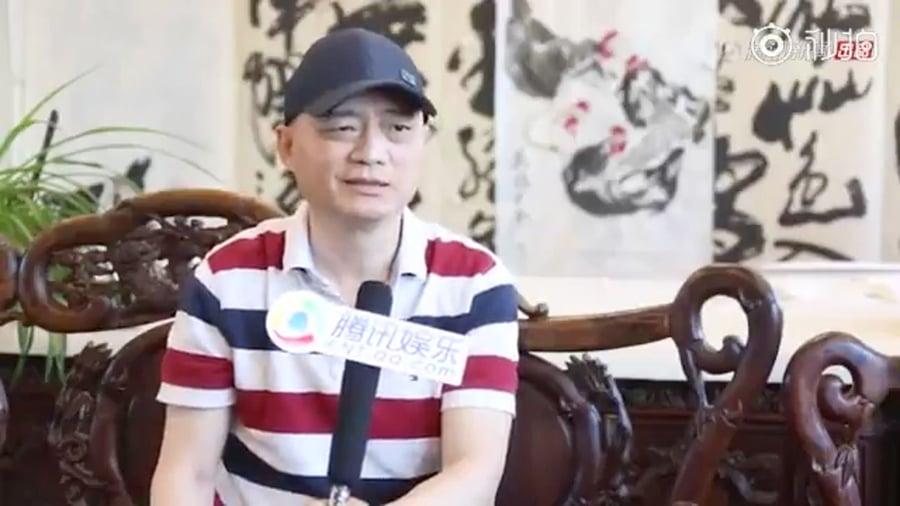 日前,崔永元炮轟《手機2》劇組的相關言論引起二級市場股票下跌。(視像擷圖)