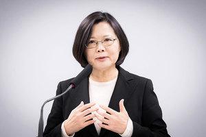 蔡英文談六四 盼中國網民不用再翻牆