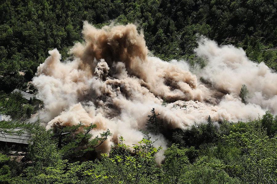 北韓內部消息曝光 炸毀核設施只是掩眼法
