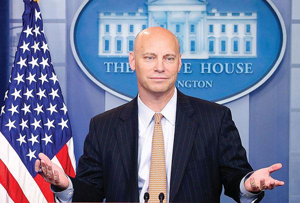 白宮立法事務主管肖特表示,關稅措施是特朗普致力邁向零關稅這個終極目標的一個過程。(Getty Images)