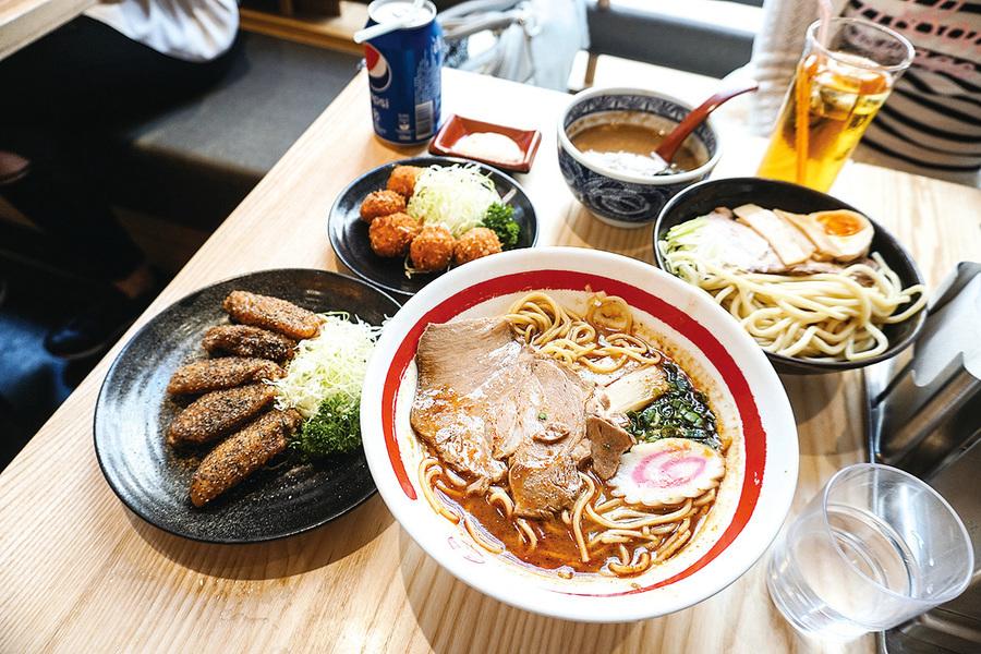 【米芝Gi周記】尖沙咀日本沾麵