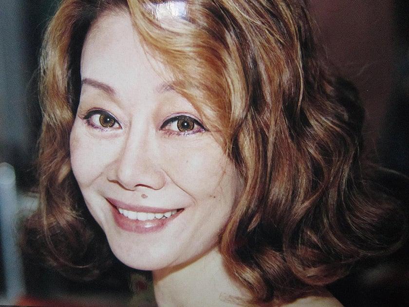 林燕妮被金庸評價是「現代最好的散文女作家」。(林燕妮facebook)