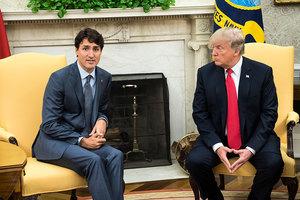 北美自貿協定談判 美國要求加拿大一對一談