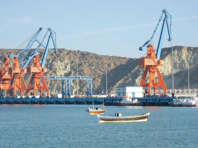 根據中巴協議安排,中共將獲得瓜達爾港總收入的91%以及周邊自由貿易區85%的收益。(Umargondal/Wikimedia commons)