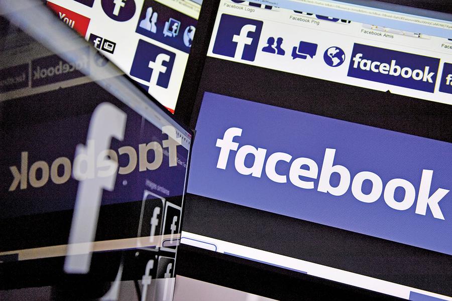 FB承認讓中國公司分享數據