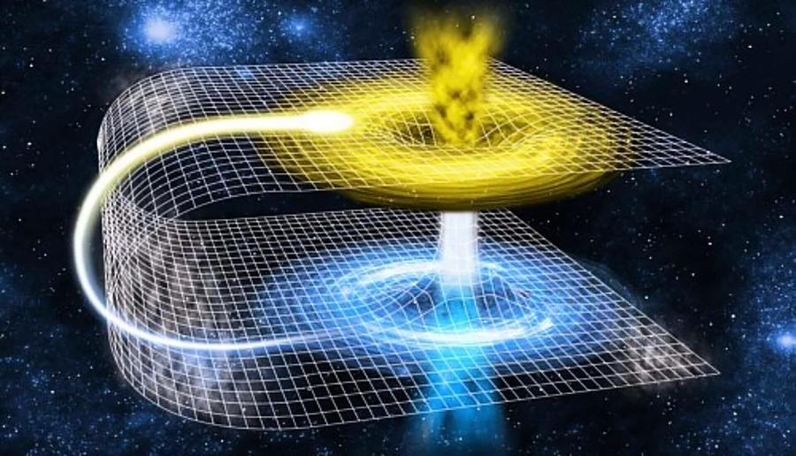 美軍研究另外空間和超光速旅行