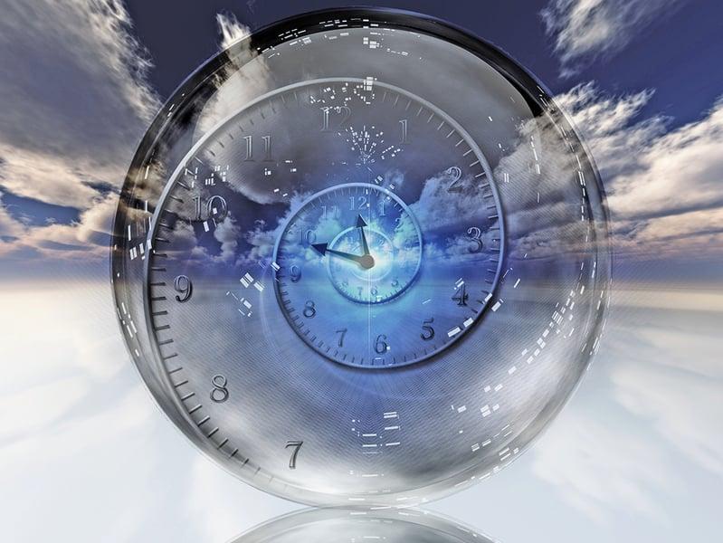 時間晶體或是製造量子電腦的關鍵
