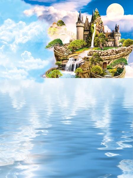 另外時空 奇幻美麗——海市蜃樓