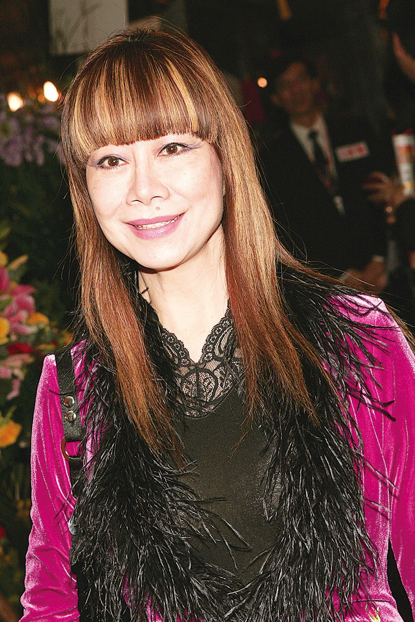 香江才女林燕妮上周五(1日)因肺癌離世,各界表達不捨。(網路照片)