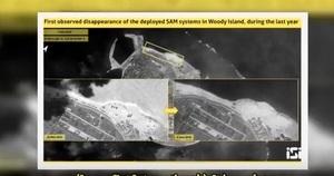 被美國震懾?衞星圖顯示中共拆除南海導彈