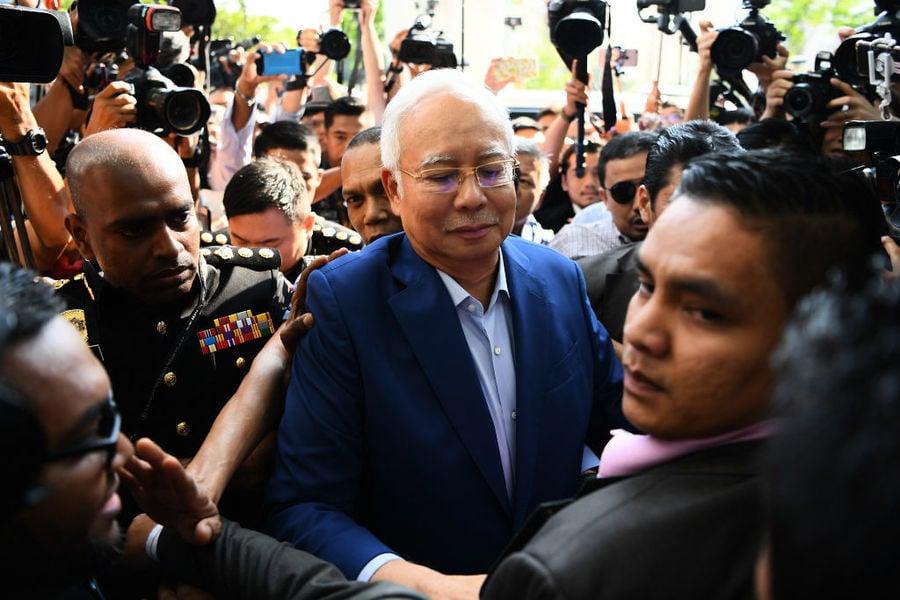 馬來西亞政府暗示中共與一馬醜聞有牽連