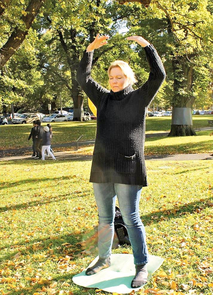 澳洲媽媽五個月減重36公斤