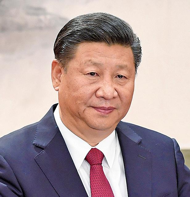 中共國家主席  習近平