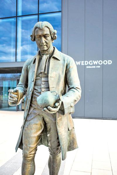 韋奇伍德的陶瓷大世界