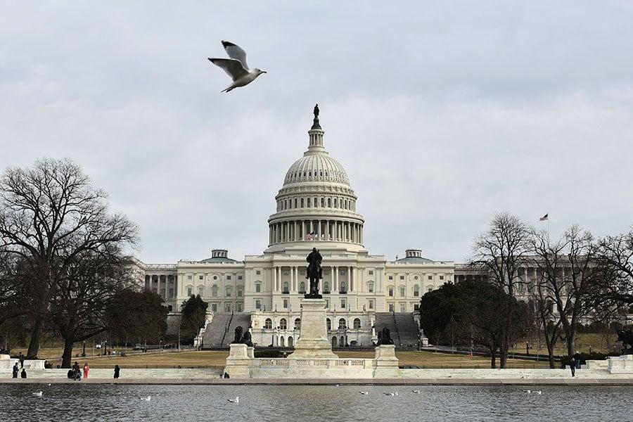 跟進眾議院 美參議員擬提案阻中共「長臂」