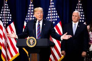 揭秘:特朗普對華貿易政策為何急速大轉彎?